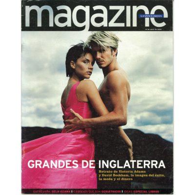 LA VANGUARDIA 16-04-2000