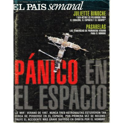 EL PAIS SEMANAL 1171, any 1999
